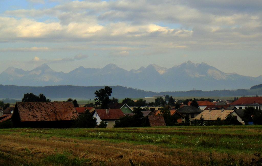 Prielom Hornádu (Slovakio) I